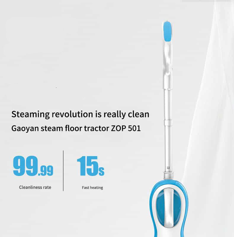Cordless Electric Mop Wet And Dry Vacuum Cleaner Automatic Mop 8600S