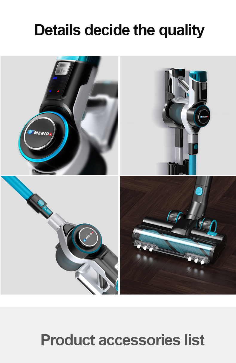 Cordless Handheld Stick Vacuum Cleaning Mop Cleaner - DPS121)_13
