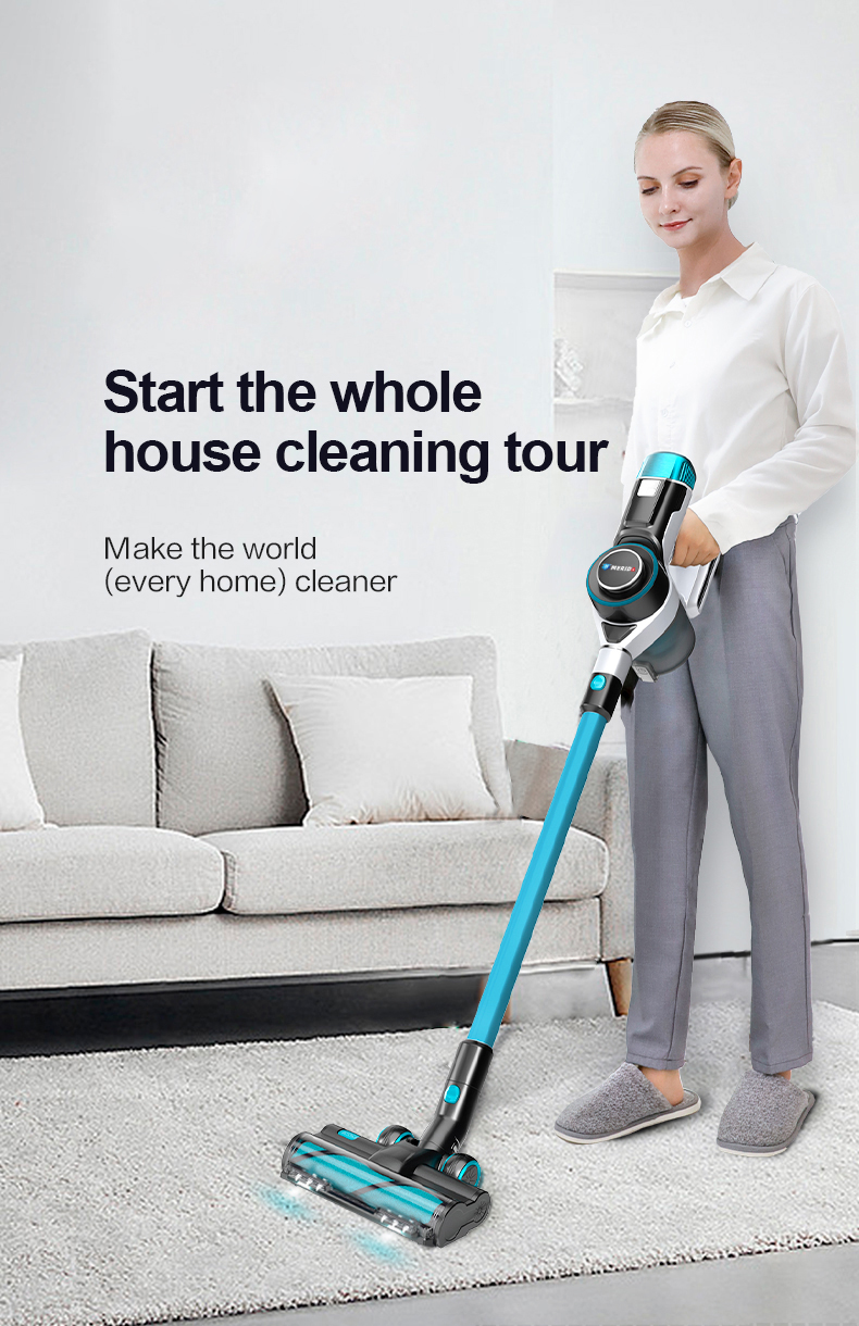 Cordless Handheld Stick Vacuum Cleaning Mop Cleaner - DPS121_01